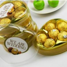 搞怪礼品套套 费列罗巧克力创意安全套(6只装)