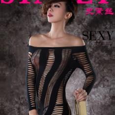 史黛丝 女式情趣内衣裙装11126(不含内裤)