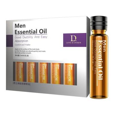 男士焕能按摩精油 男性能量按摩油