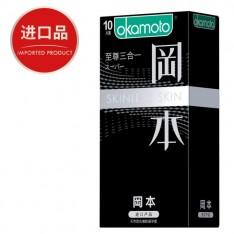 冈本尊享10只避孕套 安全套 限价44.8