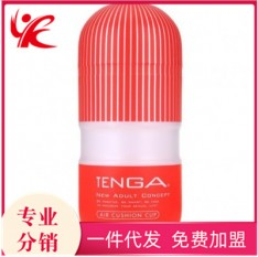 日本TENGA105S超柔型气垫压力自慰杯男用飞机杯自慰杯