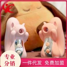 kiss toy UU 松鼠跳蛋阴蒂吸吮器女用自慰器  限价239元