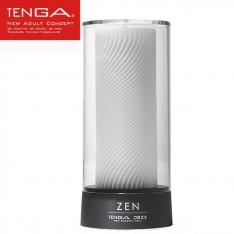 日本TENGA 3D立体自慰杯 003ZEN-波纹 飞机杯 限价160