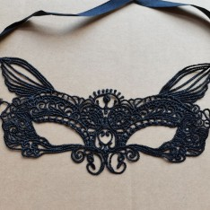 SM情趣面具蕾丝性感眼罩不定型 简包装